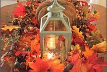 Fall for Autumn / Inspiration for a cosy Fall - Hearty Recipes, Warm Decor and Gorgeous Home DIY.