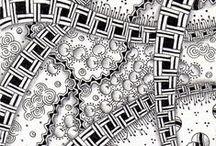 Zentangle II / by Kathryn Anshutz
