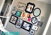 Home decor ideas / by Sarah Mae Gaunce