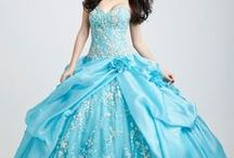 Quince Dresses & Ball Gowns / Purple, aqua, turquoise, and pink quinceanera dresses. We offer a wide array of quinc dresses and gowns that will fit any type of quinceanera party.