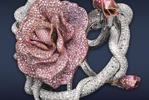 High jewellery / Fine jewellery, beautiful gems, masterpiece