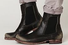 Shoe love / Mostly brogues, sneakers and boots...