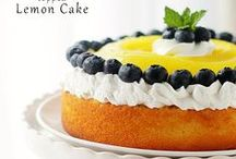 CAKES & CUPCAKES / by mari santana