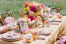 EVENTS - TABLE CENTERPIECE / by mari santana