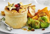 Vegetarian Holiday Recipes / Whatever your celebration- festive meals for great holiday menus!