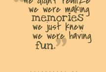 Quotations & Sayings / For scrapbook pages, etc.