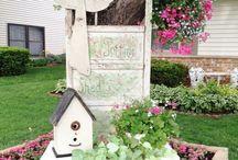 Gardening / Yard inspiration