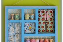 Shadow Boxes / Inspiration For such...  ( memory  boxes)
