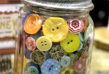 Buttons! / Buttons are the best embellishment!