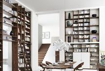 Bookshelves Galore! / There are so many clever, and some ordinary, ways to store books. I do wish some of the bookcases had more books and less empty space. Our home would not be complete without numerous bookshelves, totally filled with the books my wife and I have read. https://villagedrummerfiction.com