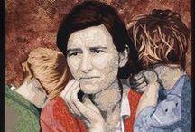 Portrait Quilts / by Kathryn Anshutz
