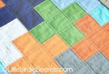 Scrappy Quilts / by Kathryn Anshutz