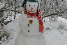 Actual Snowmen!!! / Got Snow???