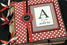 DIY Books! / Journals, books, albums, clipboards, magnetic boards, notepads.....