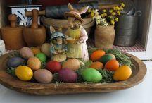 Easter Stuff! / Bunnies, eggs,etc....