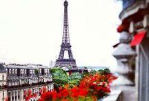 PARIS / by mari santana