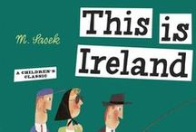Irish interest books for kids / Book ideas for kids interested in Ireland.