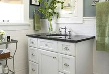 Bathroom Decor / Updates, decor, storage....
