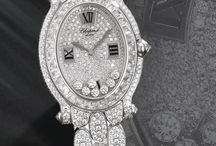 Precious woman watches / Beautiful jewels of precision