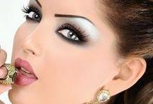 Maquillaje profesional / Cosméticos con amplios beneficios, desarrollados con ingredientes minerales, naturales y de última tecnología