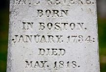 BOSTON / by rita kiteley