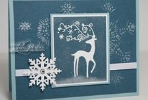 """Dasher"" & Friends.. / Cards with deer, bears, birds & penguins, etc...."