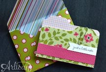 Envelope Punch Board / Ideas for using