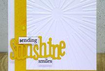 "Sunshine! / ""Sunshine Smiles""- of course...."