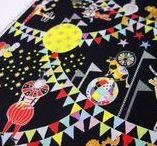 Sas&Yosh Textile Graphic