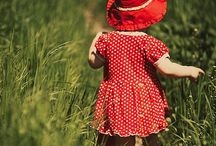 Little Red Dress!! / Red fashion & accessories!