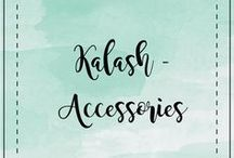 Kalash insipired Accessories - Hira Athar