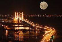 lua e luz / by sabrinalopes