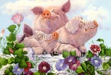 Piggy Stuff / Collectibles.....