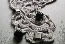 My Crochet jewelry (WearitCrochet) / Crochet jewelry making