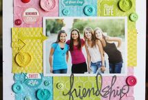 Scrapbook Projects / Pages I Like....