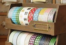 Washi Tape / Gotta love washi tape!!