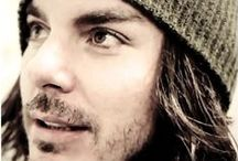 "Shannon Leto / Sometimes all I want to say is just ""I prefer the drummer"". ;)"