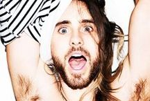 Jared Leto / Holy Guacamole!