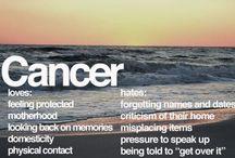July Birthdate / Cancer sign, etc.
