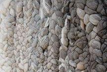 Inspirational textiles and textures