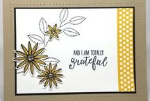 """""""Grateful Bunch"""" Cards / Occasion Catalogue 2016"""