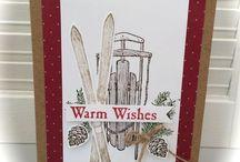 """""""Warm Wishes""""! / SU Stamp Set 2015"""