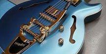 Six String Beauties