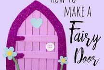 Crafts for kids / Fun, simple and colourful craft ideas for kids!