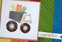 Kid Cards! / Birthday cards for kids!