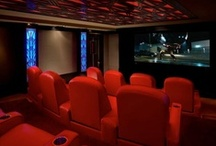 Home Theater / Home theater examples and ideas.