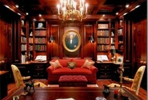 Home Library / Home library examples and ideas.