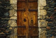 Doors, Archways, Windows, Gates & Knobs, & Steps / by Sherry Pence