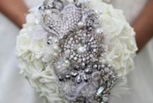 Beautiful Brooch Bouquets / by †Kris†ina Brown†