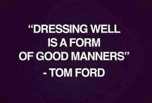 seemingly FASHIONABLE / Wardrobe looks and trendies